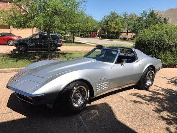 1972 Chevrolet Corvette for sale 101585823