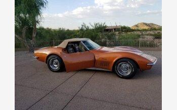 1972 Chevrolet Corvette Stingray Convertible for sale 101628182