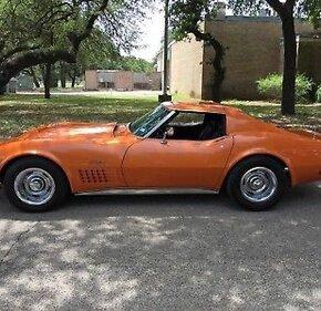 1972 Chevrolet Corvette Coupe for sale 101242566