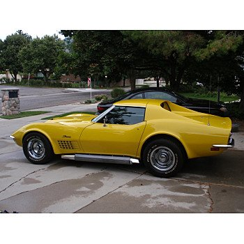1972 Chevrolet Corvette for sale 101298723