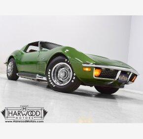 1972 Chevrolet Corvette for sale 101440902