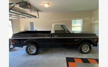 1972 Chevrolet Custom for sale 101600990