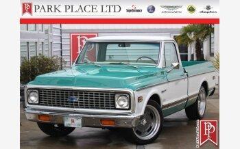 1972 Chevrolet Custom for sale 101051413