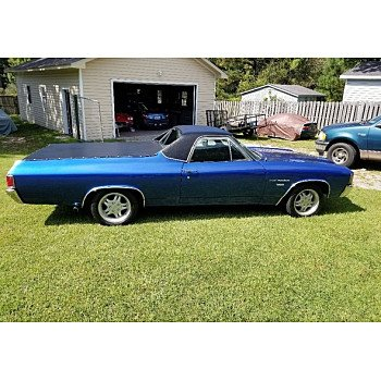1972 Chevrolet El Camino for sale 100923304