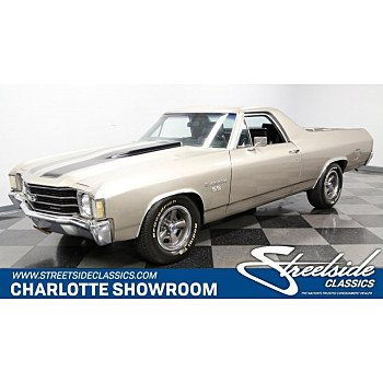 1972 Chevrolet El Camino for sale 100997876