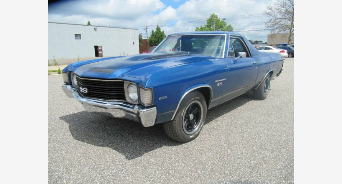 1972 Chevrolet El Camino for sale 101012582