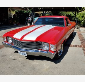 1972 Chevrolet El Camino V8 for sale 101290377