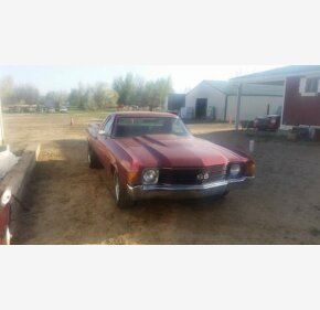 1972 Chevrolet El Camino SS for sale 100871586