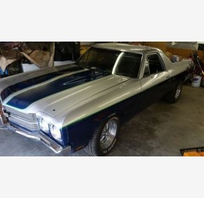 1972 Chevrolet El Camino for sale 101012484