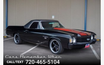 1972 Chevrolet El Camino for sale 101058013
