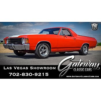 1972 Chevrolet El Camino for sale 101134363