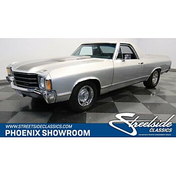 1972 Chevrolet El Camino for sale 101177648