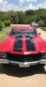 1972 Chevrolet El Camino for sale 101184346