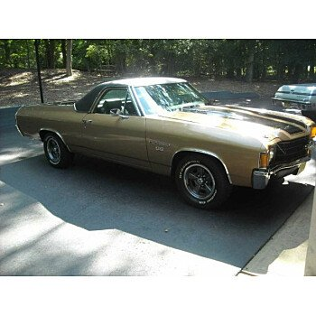 1972 Chevrolet El Camino SS for sale 101196571