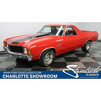 1972 Chevrolet El Camino for sale 101202732