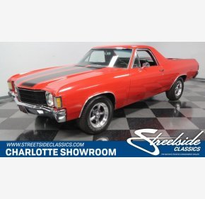 1972 Chevrolet El Camino for sale 101227536