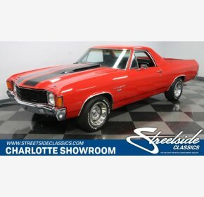 1972 Chevrolet El Camino for sale 101265758