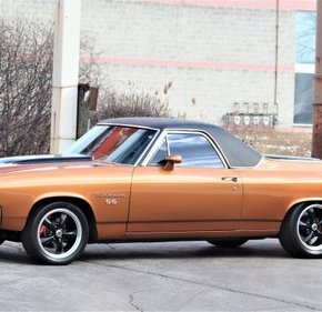 1972 Chevrolet El Camino SS for sale 101292889