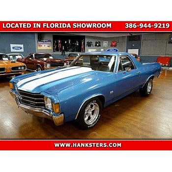 1972 Chevrolet El Camino for sale 101328025