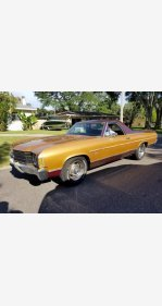1972 Chevrolet El Camino for sale 101333450