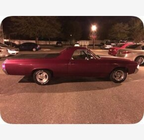 1972 Chevrolet El Camino SS for sale 101333451