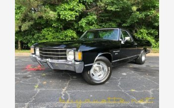 1972 Chevrolet El Camino for sale 101334085