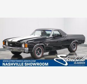 1972 Chevrolet El Camino SS for sale 101343017