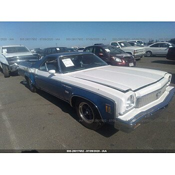 1972 Chevrolet El Camino for sale 101349462