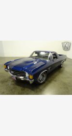 1972 Chevrolet El Camino for sale 101352430