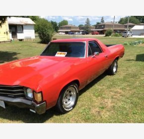 1972 Chevrolet El Camino for sale 101371426