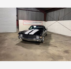 1972 Chevrolet El Camino for sale 101386063