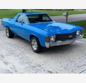 1972 Chevrolet El Camino SS for sale 101390849