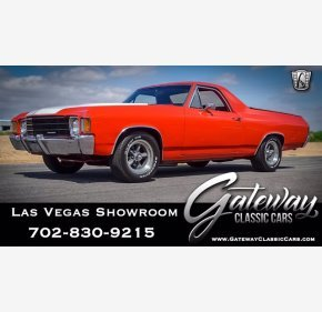 1972 Chevrolet El Camino for sale 101422708
