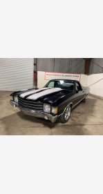 1972 Chevrolet El Camino for sale 101423761