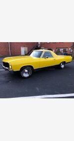 1972 Chevrolet El Camino for sale 101434073