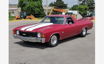 1972 Chevrolet El Camino for sale 101163920