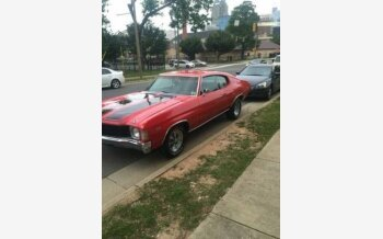 1972 Chevrolet Malibu for sale 100826349