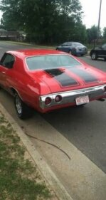 1972 Chevrolet Malibu for sale 100826349