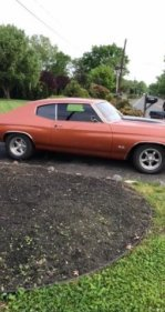 1972 Chevrolet Malibu Coupe for sale 100987292