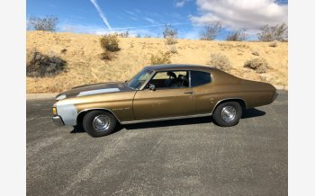 1972 Chevrolet Malibu Coupe for sale 101295651