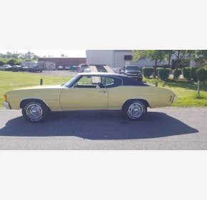 1972 Chevrolet Malibu for sale 101330627