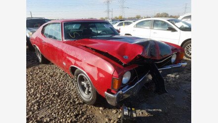 1972 Chevrolet Malibu for sale 101409827