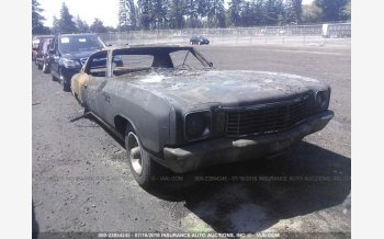 1972 Chevrolet Monte Carlo for sale 101016665