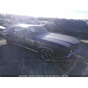 1972 Chevrolet Monte Carlo for sale 101103560