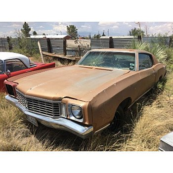 1972 Chevrolet Monte Carlo for sale 100974841