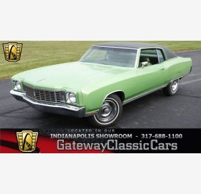 1972 Chevrolet Monte Carlo Classics for Sale - Classics on