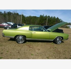 1972 Chevrolet Monte Carlo for sale 101087608