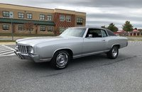 1972 Chevrolet Monte Carlo LS for sale 101221970