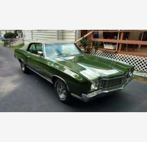 1972 Chevrolet Monte Carlo LS for sale 101270857