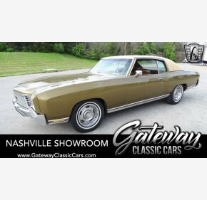 1972 Chevrolet Monte Carlo for sale 101306504